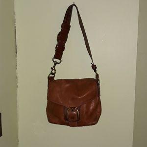 Coach satchel shoulder purse